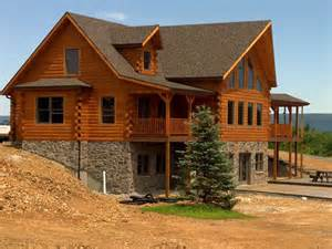log home builder log cabin photos custom log homes by gingrich builders