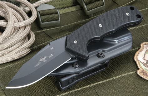 emerson knife company emerson puk bt utility fixed blade