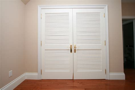 Louver Doors For Closets Louvered Doors In Burlington Oakville Toronto Canada Custom Shutters