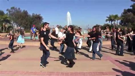 san diego west coast swing international flashmob west coast swing 2015 san diego