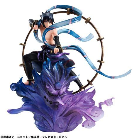 Figure Sasuke Madara Gaara Figure Pokeball One sasuke uchiha raijin ver shippuden gem series figure