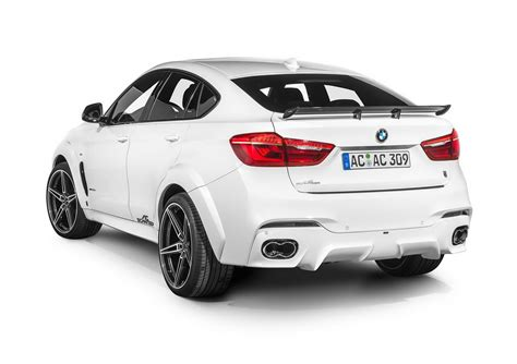 BWM X6 ?Falcon? Tuned by AC Schnitzer Debuts at Essen