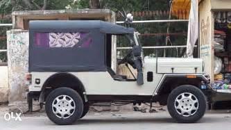 Mahindra Jeep Mahindra Jeep Ajmer Cars Ram Nagar