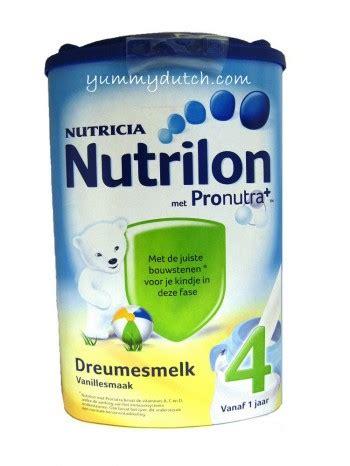Nutrilon Royal 3 Vanila Nutrilon Toddler Milk 4 Vanilla With Pronutra Nutricia