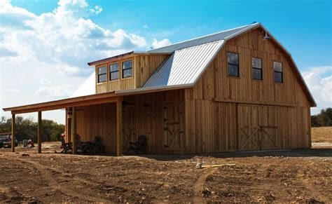 Whats A Barn Whats The Cost Of A Pole Barn With Living Quarters