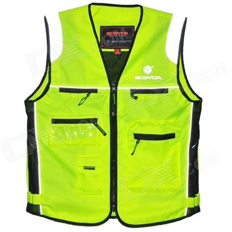 SCOYCO JK30 Reflective High Visibility Protective Clothing