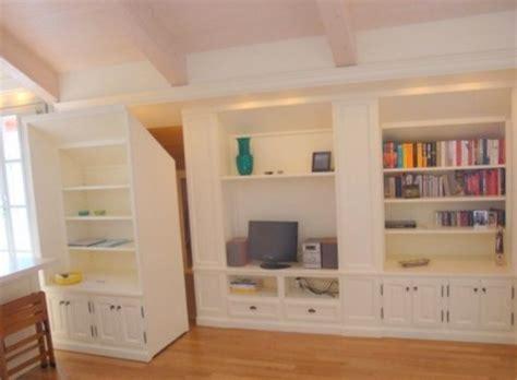 libreria per mansarda arredo mansarda