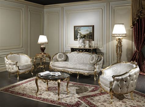 Living Room Luxury Furniture Classic Living Room Furniture Venezia Vimercati Classic Furniture
