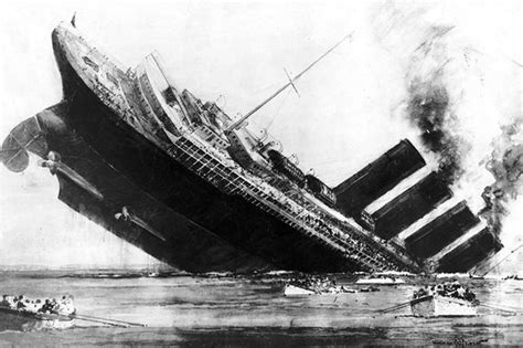 lusitania murder on the high seas prisoners of eternity - Sinking All Boats Without Warning