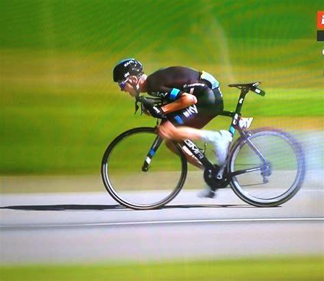 E Bike 90 Km H by Christopher Froome En El Tour De 90 Km H Bike