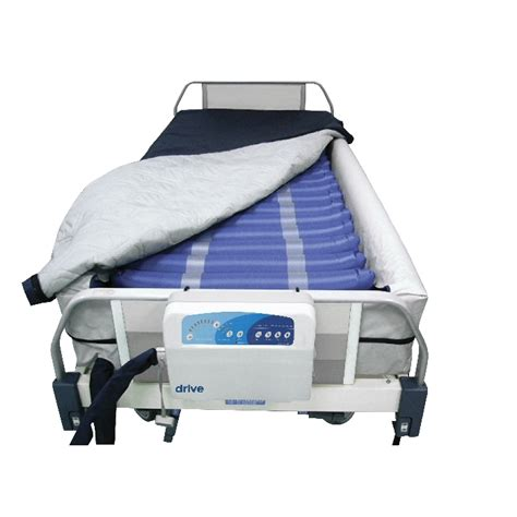Low Pressure Air Mattress by Drive Med Aire 8 Quot Defined Perimeter Low Air Loss