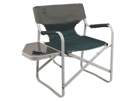 coleman steel deck chair coleman outpost elite deck c chair polyester mpn