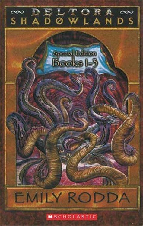Novel Deltora Quest 2 Pulau Ilusi Emily Rodda deltora shadowlands special edition books 1 3 by emily rodda