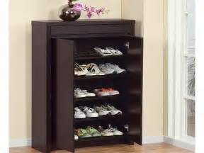 Entry Way Shoe Rack by Entryway Shoe Storage Ideas Homes Decoration Tips