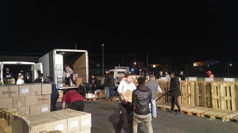 banco alimentare sicilia banco alimentare la sicilia ha raccolto 429 tonnellate di