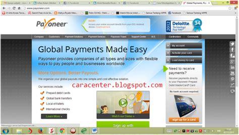 membuat kartu kredit mandiri cara membuat kartu kredit di bank dan mastercard payoneer