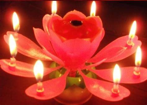 5 pcs lot birthday sparkle cake candle