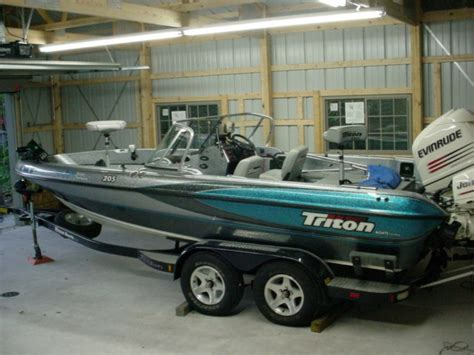 used triton walleye boats for sale used walleye boats for sale classified ads