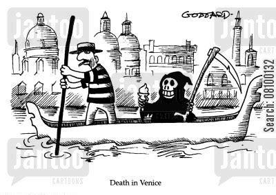 cartoon venice boat venice cartoons humor from jantoo cartoons