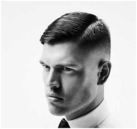 side cut hairstyles guys men short hairstyles men short hair cut pinterest