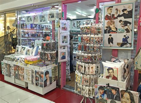 What Stores Sell Shirts Where To Buy K Pop K Drama Merchandise In Seoul