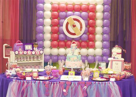 Doc Mcstuffin Decorations by Doc Mcstuffins Birthday Ideas Doc Mcstuffins