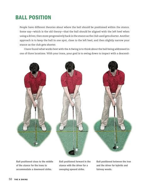 the golf swing david leadbetter the a swing david leadbetter macmillan