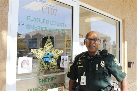 Flagler County Sheriff Office by Former Sergeant Larry Jones Enters Race To Become Sheriff