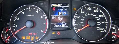 subaru dashboard warning lights pictures to pin on