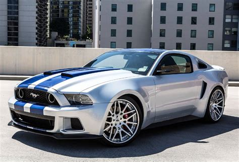 ford reveals mustang for 2014 need for speed gtspirit