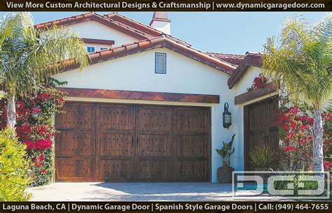 spanish style garage pictures for dynamic garage door custom garage doors in