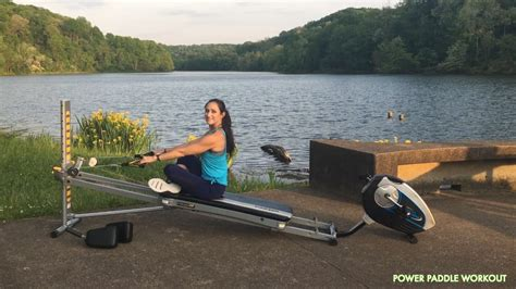canoes exercise canoe and kayak training on the total gym total gym pulse