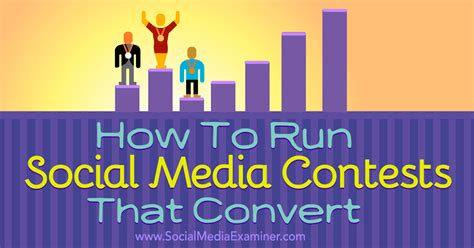 Social Media Giveaway - how to create social media contests that convert social media examiner podcast