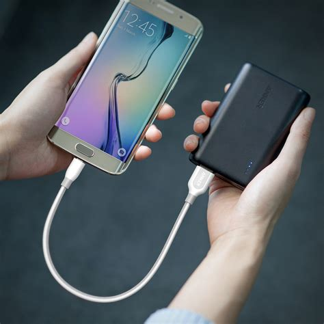 Anker Powerline Micro Usb 1ft Fast Charging 1 anker powerline micro usb 1ft fast charging white a8141h21