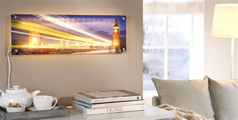 bilder beleuchten foto hinter acrylglas beleuchtet