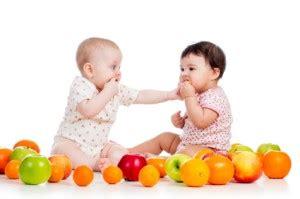 alimentacion complementaria en el primer ano del bebe enfamilia