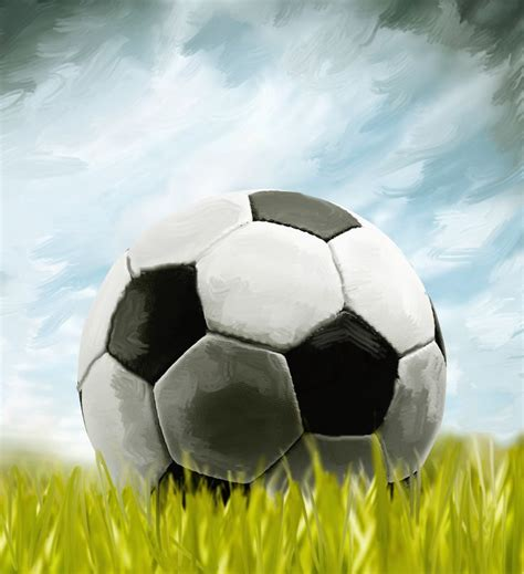 soccer painting pin by lasalle vancouver on graphic design
