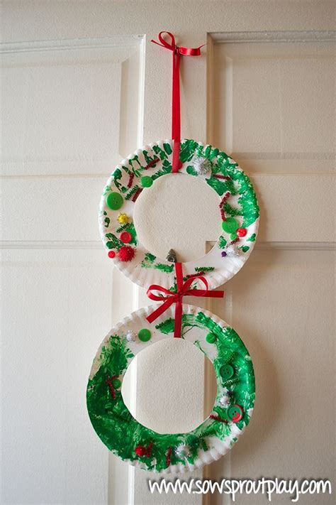 198 best christmas crafts for preschool images on pinterest