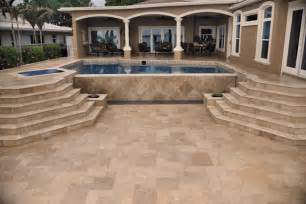 Cost Of Patio Pavers Paver Pool Deck Sealing Brick Paver Travertine Sealing