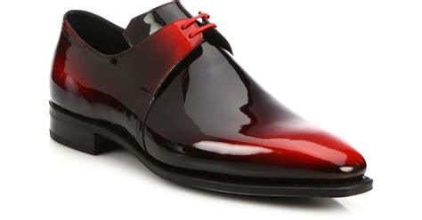 Dress Shoes For by Lyst Corthay Arca Patent Leather Dress Shoes In For