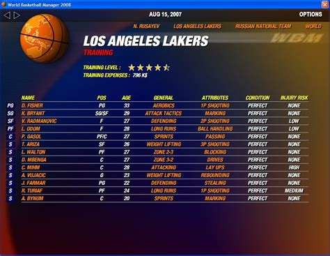 world basketball manager full version download world basketball manager screenshots for windows mobygames