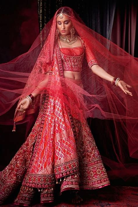 Net Maxi Jodha indian designer bridal dresses wedding trends 2018