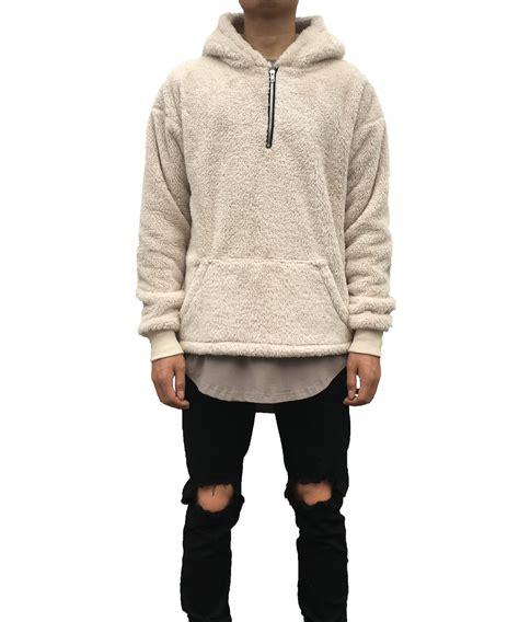 design half zip hoodie sherpa zip hoodie tutt designs