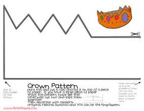 How To Make A Crown Out Of Construction Paper - a crown rainy days sun days