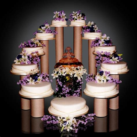 Wedding Cakes With Fountains by Quinceanera Cakes Cake Ideas And Designs