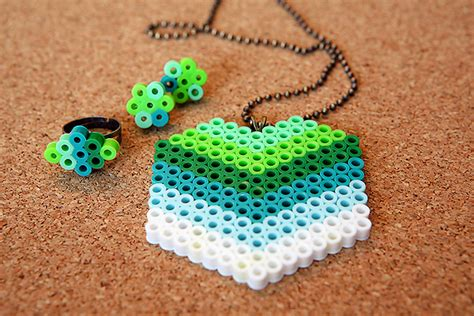 how to make things out of perler perler bead jewelry eighteen25