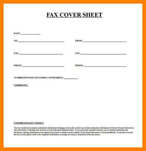 blank fax cover sheet download 9 blank cover sheet xavierax