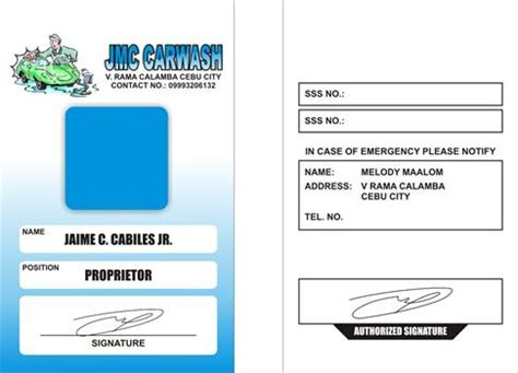 pvc id card template name badge template word best free name tag templates