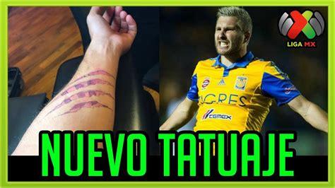 libres y lokos imagenes gignac nuevo tatuaje de tigres 2017 youtube