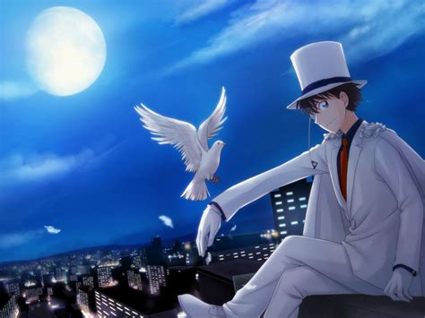 magic kaito magic kaito images dove and magician hd wallpaper and